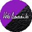 Black Out Vicxen® with Purple Accents