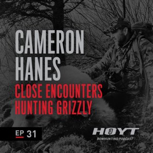 CLOSE ENCOUNTERS WHILE HUNTING GRIZZLY