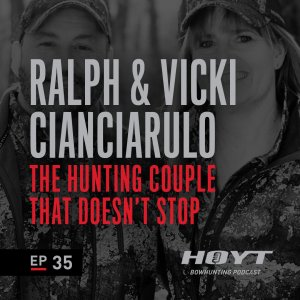 THE HUNTING COUPLE THAT DOESN'T STOP