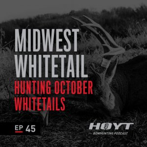 HUNTING OCTOBER WHITETAILS