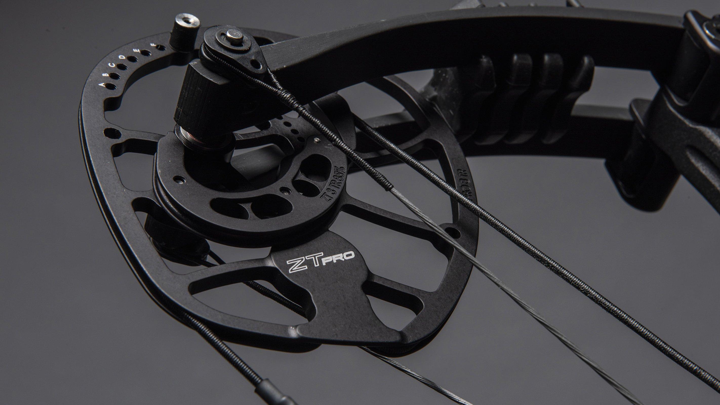 Compound Bow Cam Upgrade