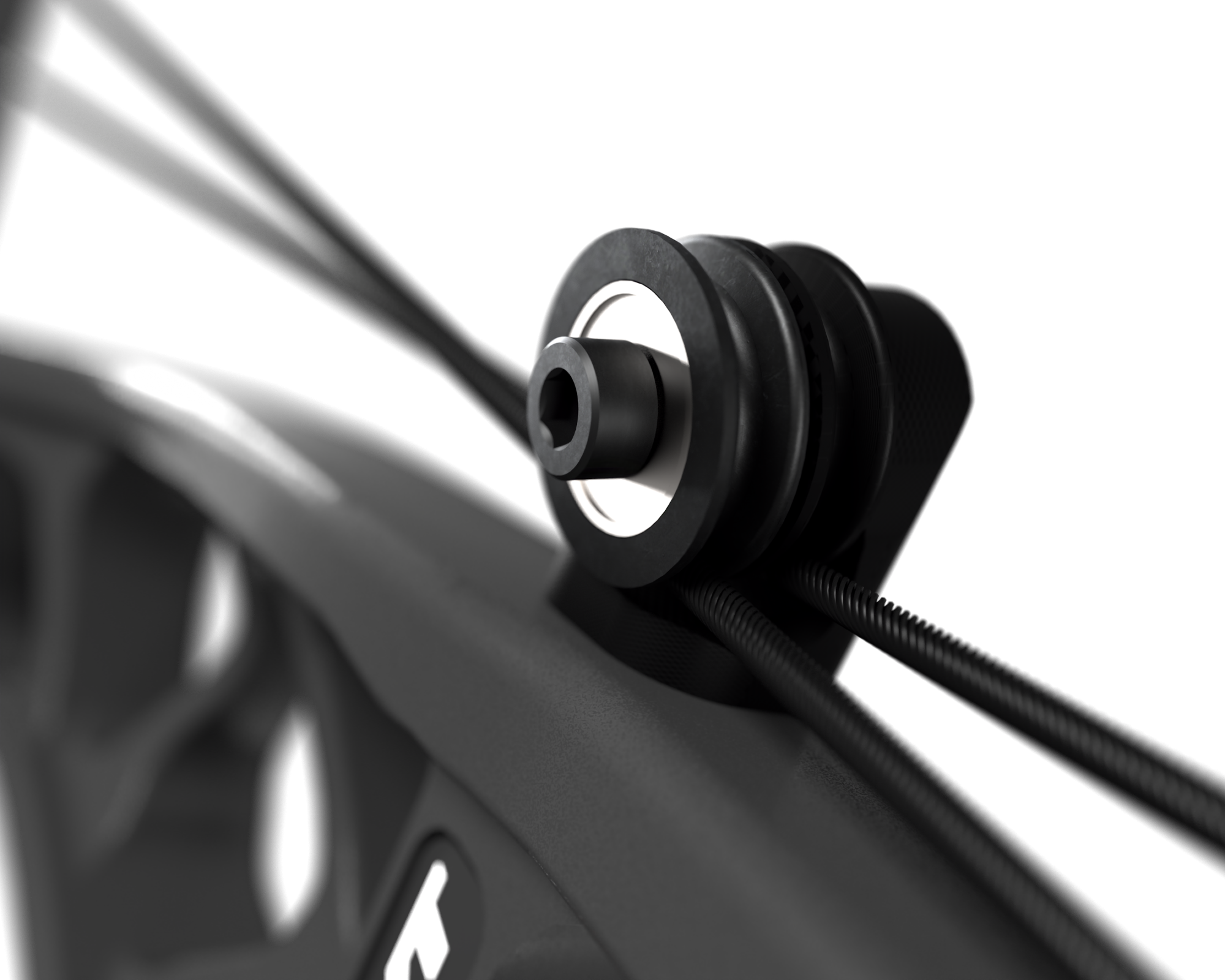 Torrex XT Roller Cable Guard