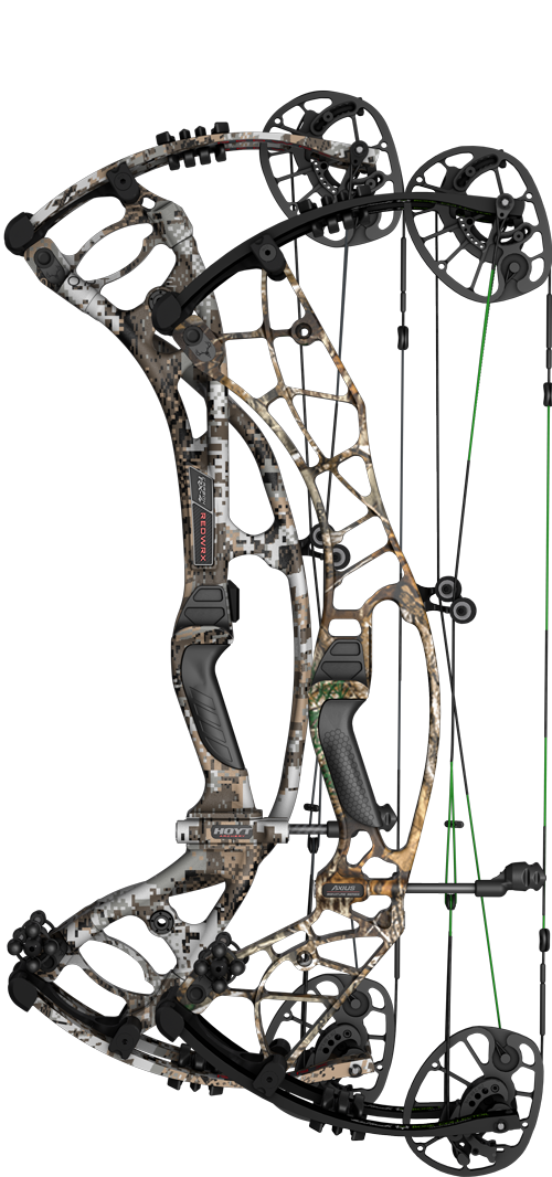 Hoyt Alpha Series Premier Hunting Compound Bows