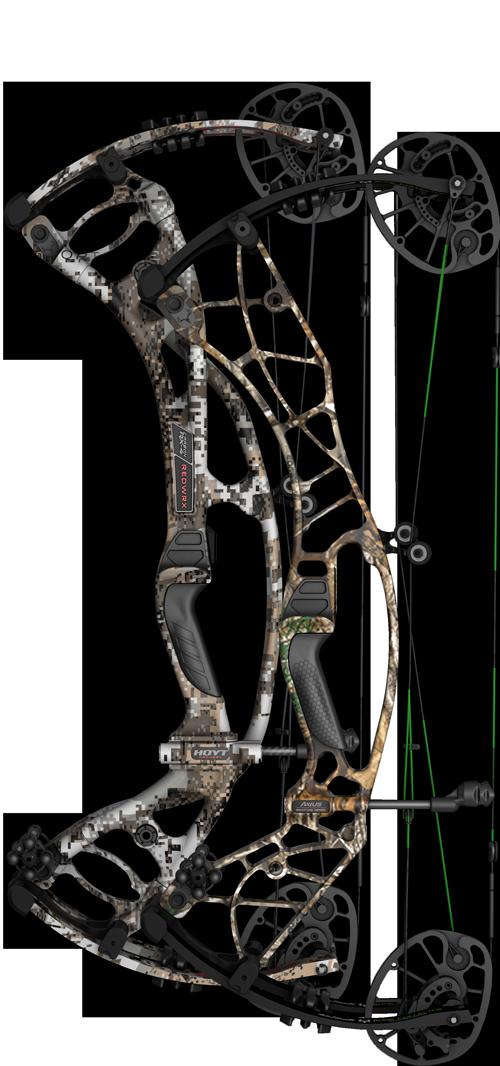 Hoyt Alpha Series Premier Hunting Compound Bows