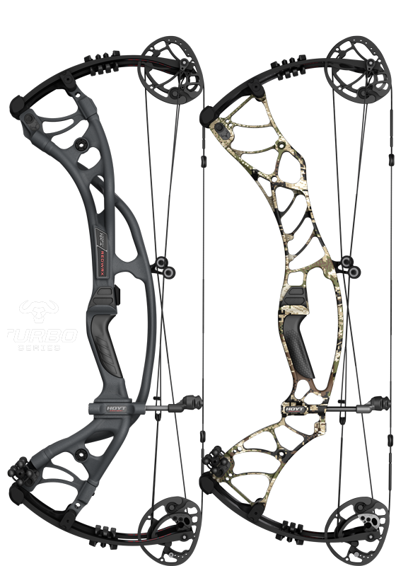 Hoyt Turbo Series Premier Hunting Compound Bows