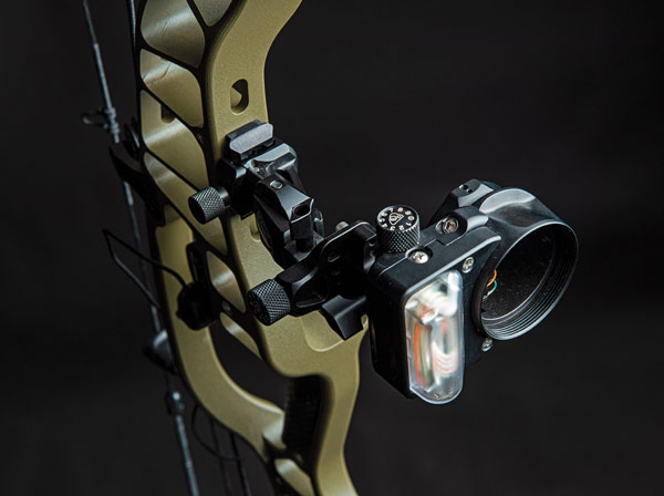 Hoyt In-Line Sight Mount