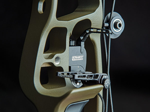 Hoyt Integrate Rest Mounting System<